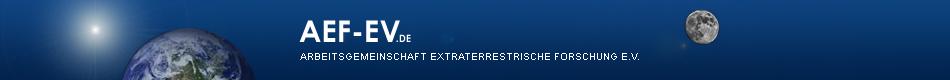 Arbeitsgemeinschaft Extraterrestrische Forschung e.V.